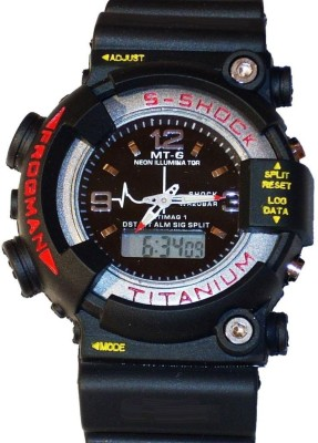 NEW TRUE COLORS MT G S Shock Supper Cool Sporty New 2016 Analog Digital Watch   For Boys, Men, Couple