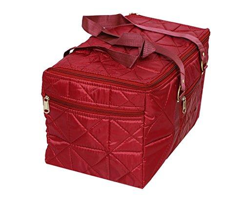 Kuber Industries Travelling Bag , Carry Bag, Duffle Bag In Soft Parachute Material KI0096907