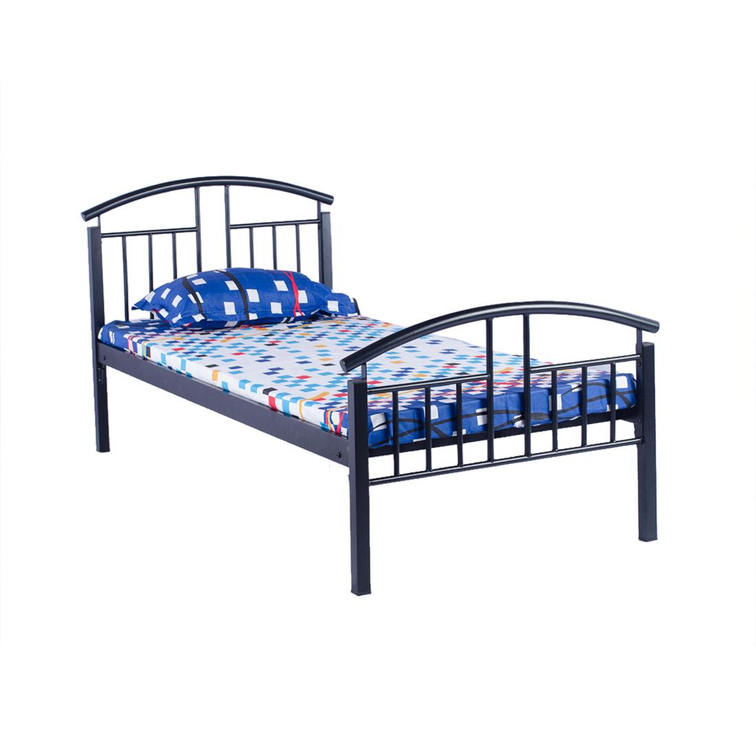 Metal Single Bed  B 24