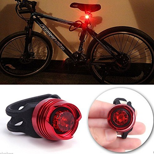 Futaba LED Red Flash Lights Safety Warning Lamp   Red