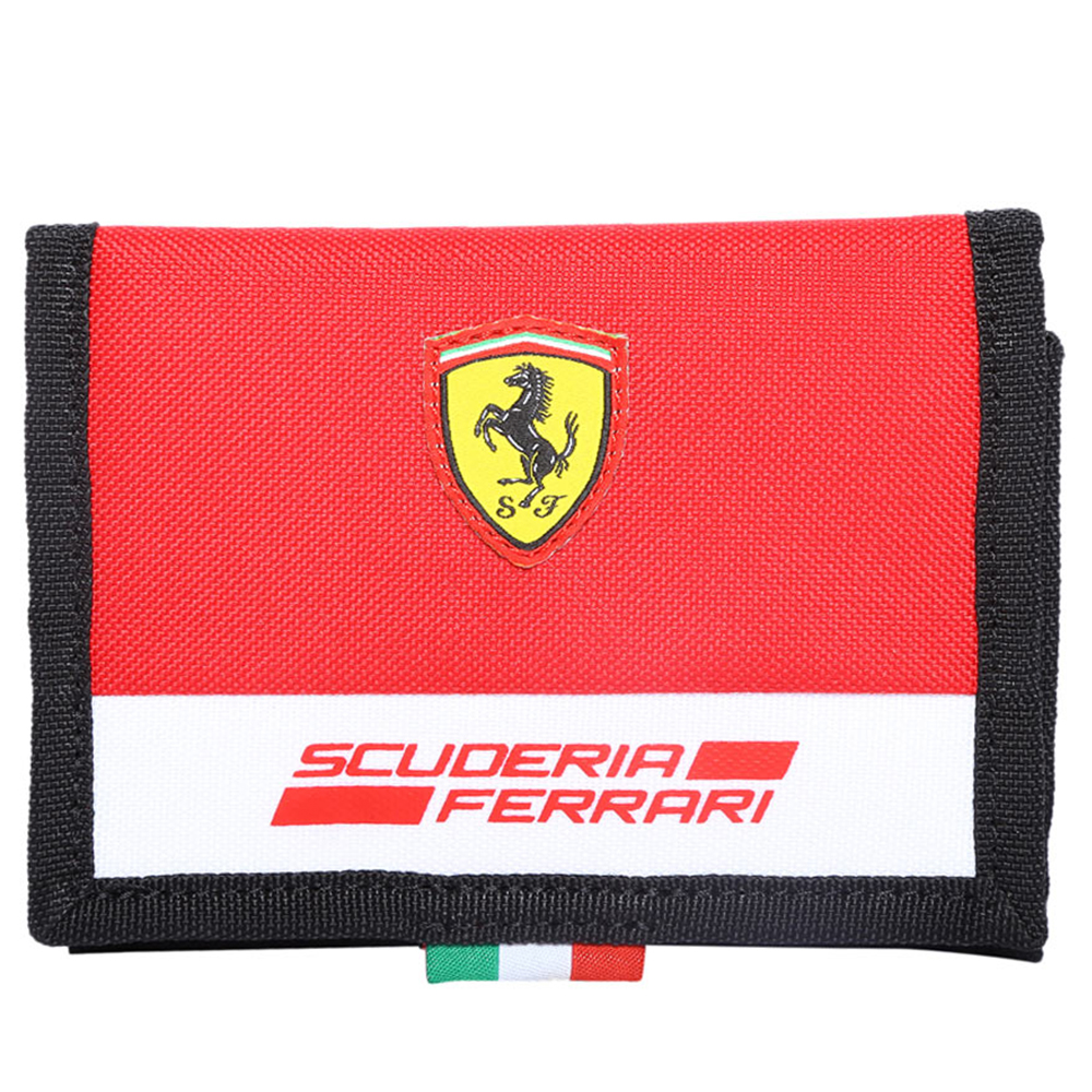 ddce04a854bb ... Ferrari Fanwear Unisex Wallet. Sold Out