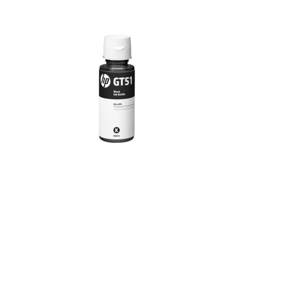 HP GT52 Black Original Ink Bottle  M0H57AA