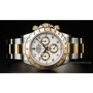 Rolex Cosmograph Daytona Oyster 40 Mm Steel And Yellow