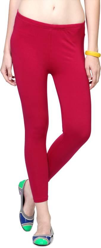 People Women's Pink Leggings