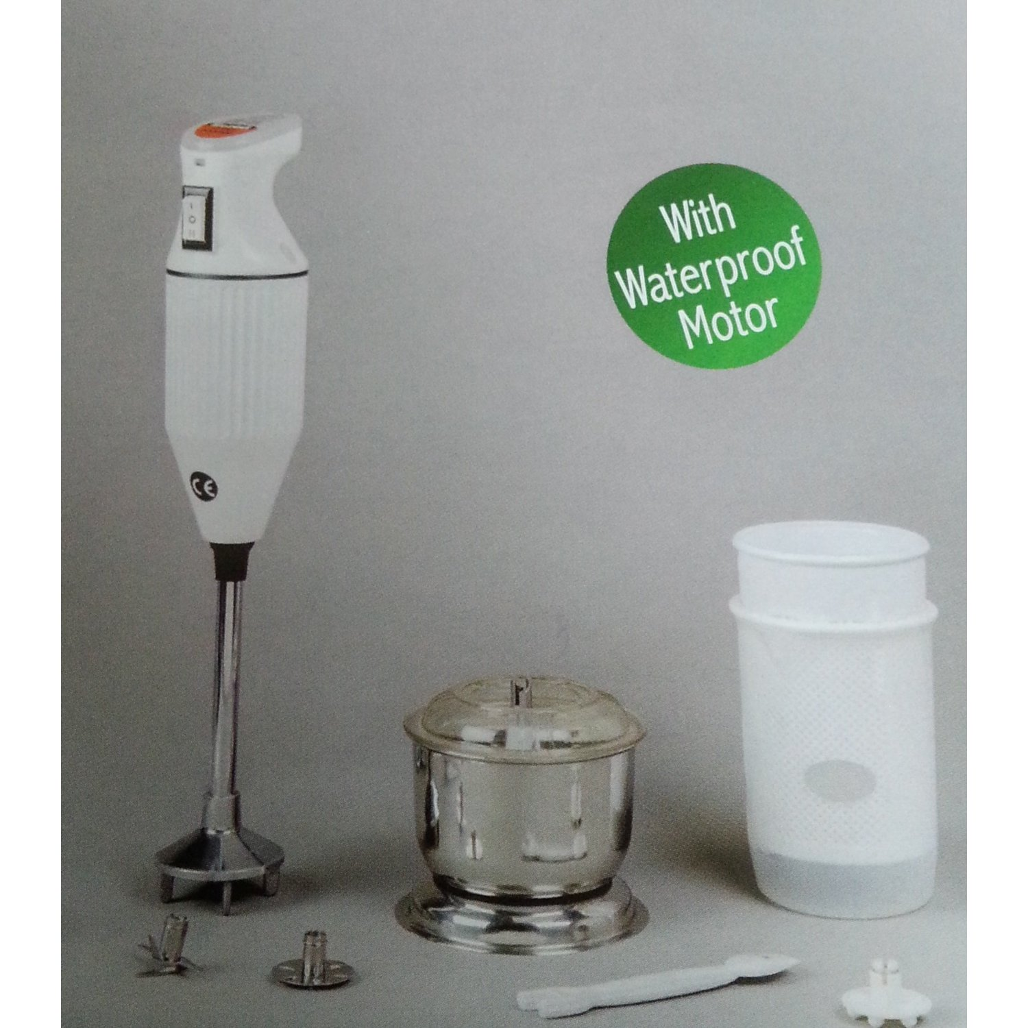 Signoracare 200 Watts Hand Blender Price In India Coupons And Signora Power Juicer With Attachments Waterproof Motor Image 4