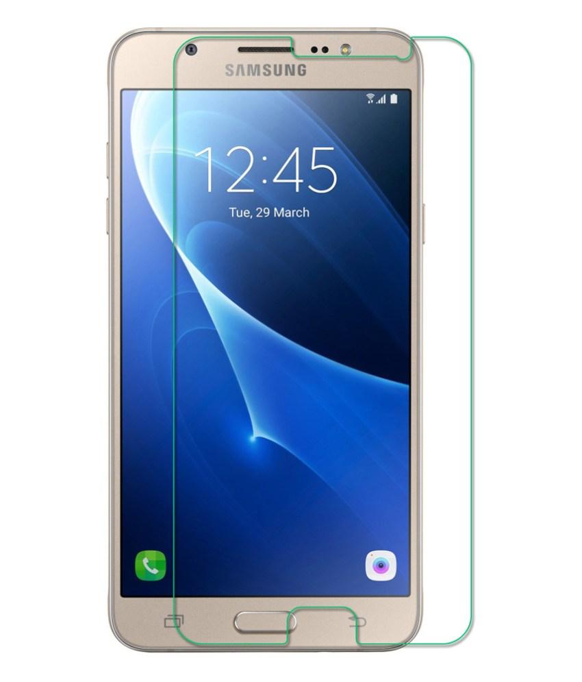 Samsung Tempered Glass Screen Guard For Samsung Galaxy J5 2016