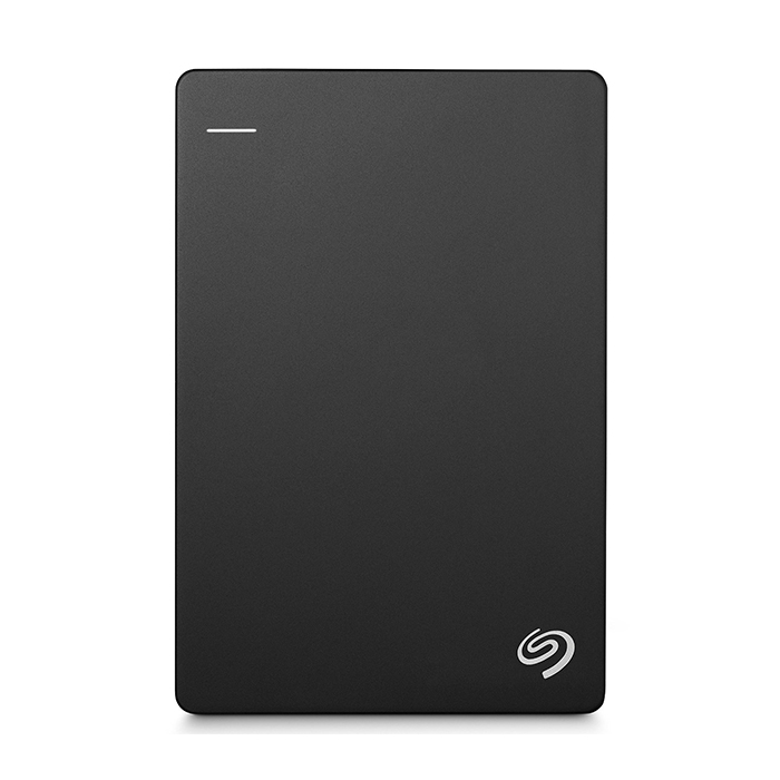 Seagate Backup Plus Slim 1TB External Hard Disk Image