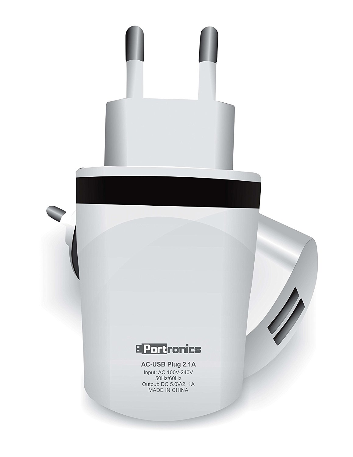 Charger For Mobile  White
