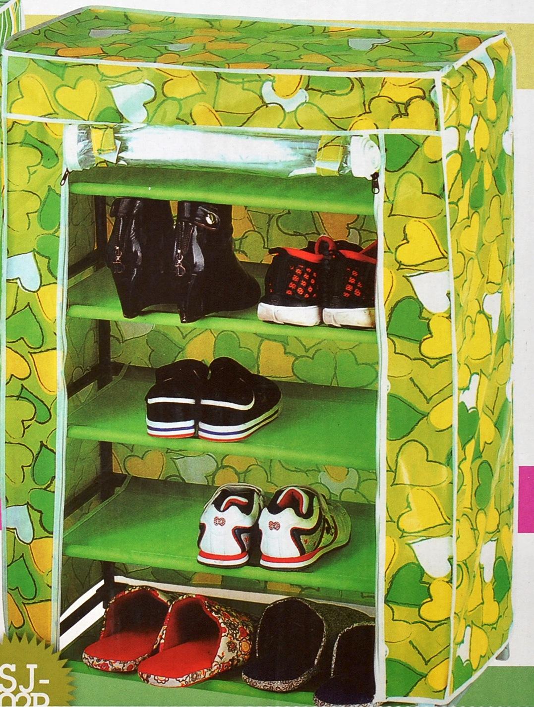 4 Layer Classy Shoe Rack