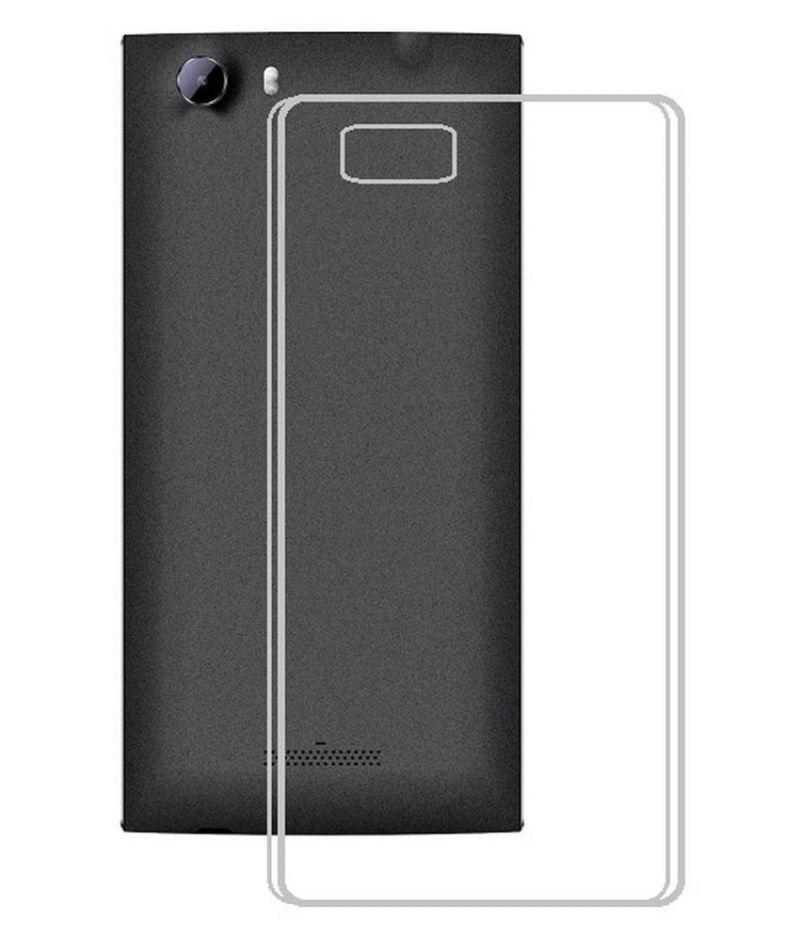 Sony Xperia C4 Back Cover Premium Quality Soft Transparent Silicon TPU Back Cover