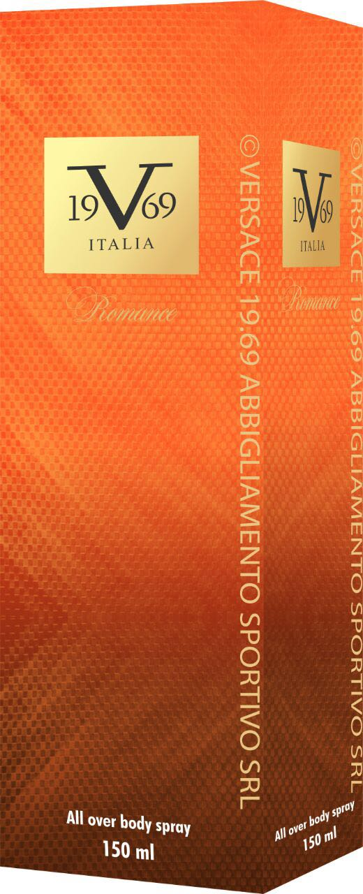 e7ef9963140ba ... V 19.69 Italia Versace Abbigliamento Sportivo SRL - ROMANCE Deodorant  Spray - For Women (150ml). Sold Out