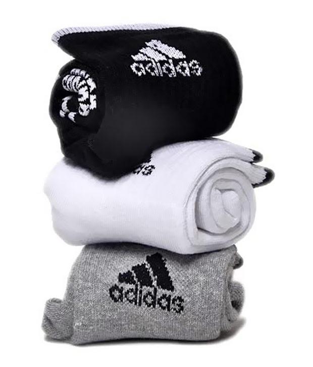 Adidas Ankle Length Socks 3 Pairs