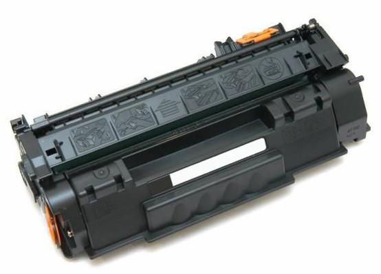 ZILLA 49A Black / Q5949A Toner Cartridge   HP Premium Compatible