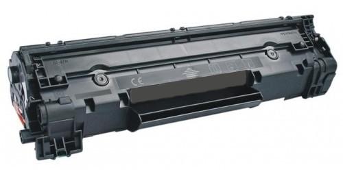 ZILLA 78A Black / CE278A Toner Cartridge   HP Premium Compatible