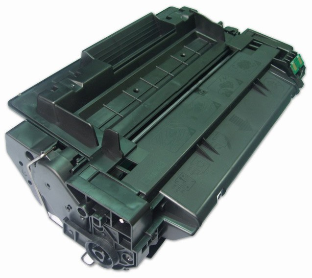 ZILLA 55X Black / CE255X Toner Cartridge   HP Premium Compatible