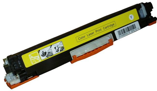 ZILLA 126A Yellow / CE312A Toner Cartridge   HP Premium Compatible