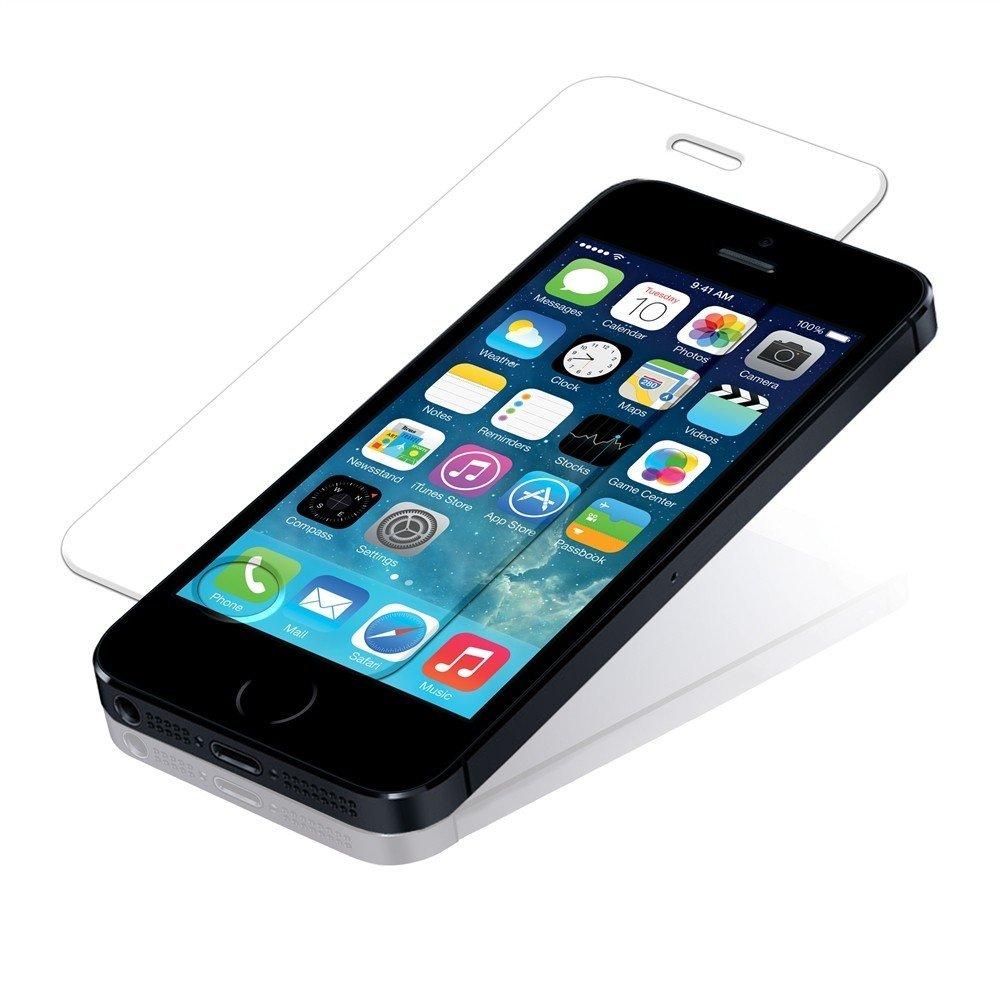 Apple Premium Tempered Glass for iPhone 5, 5S 5C
