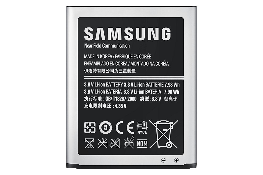 Li Ion Polymer Replacement Battery EBBG355 for Samsung Galaxy Core 2 G355