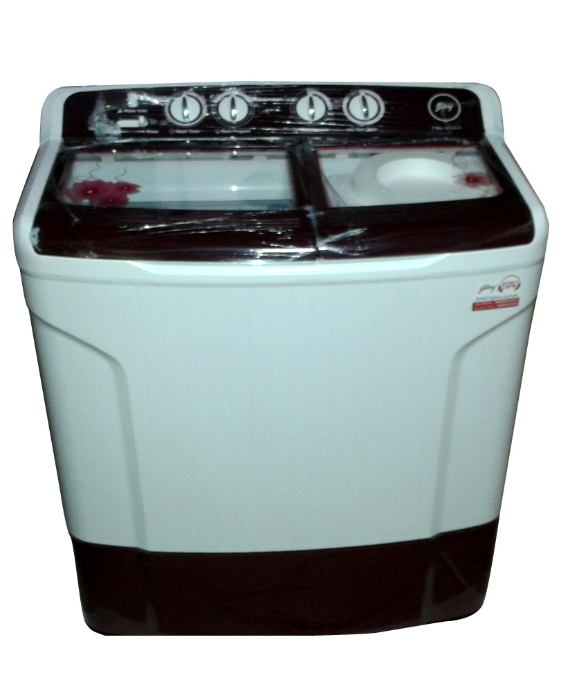Godrej WS 700 CT 7 KG Semi Automatic Washing Machine LAVENDER
