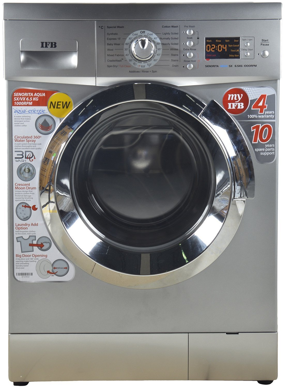 IFB Senorita Aqua SX Front loading Washing Machine  6.5 Kg
