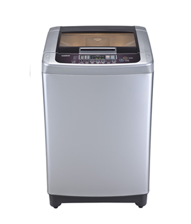 LG T9003TEELR 8 Kg. Top Load Fully Automatic Washing Machine  Available in Delhi NCR Only