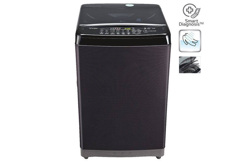 Lg 7 Kg Top Load Fully Automatic Washing Machine   T8068Teelk