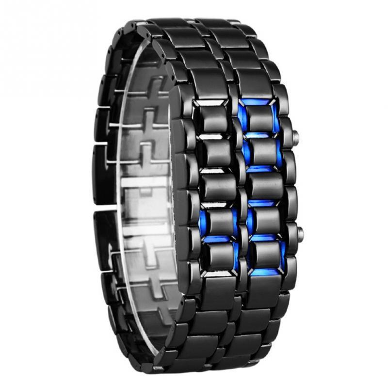 new brand samurai analog watch for boys.