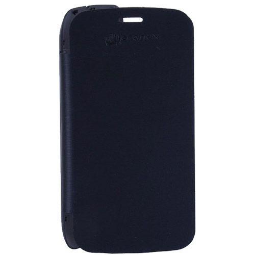 High Quality Micromax Canvas A104 Flip flap cover case  black