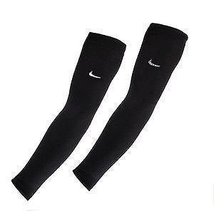 Universal Arm Sleeve,Elbow Sleeves For Bikers,Cyclists Etc Set Of 2 Pc.(black)