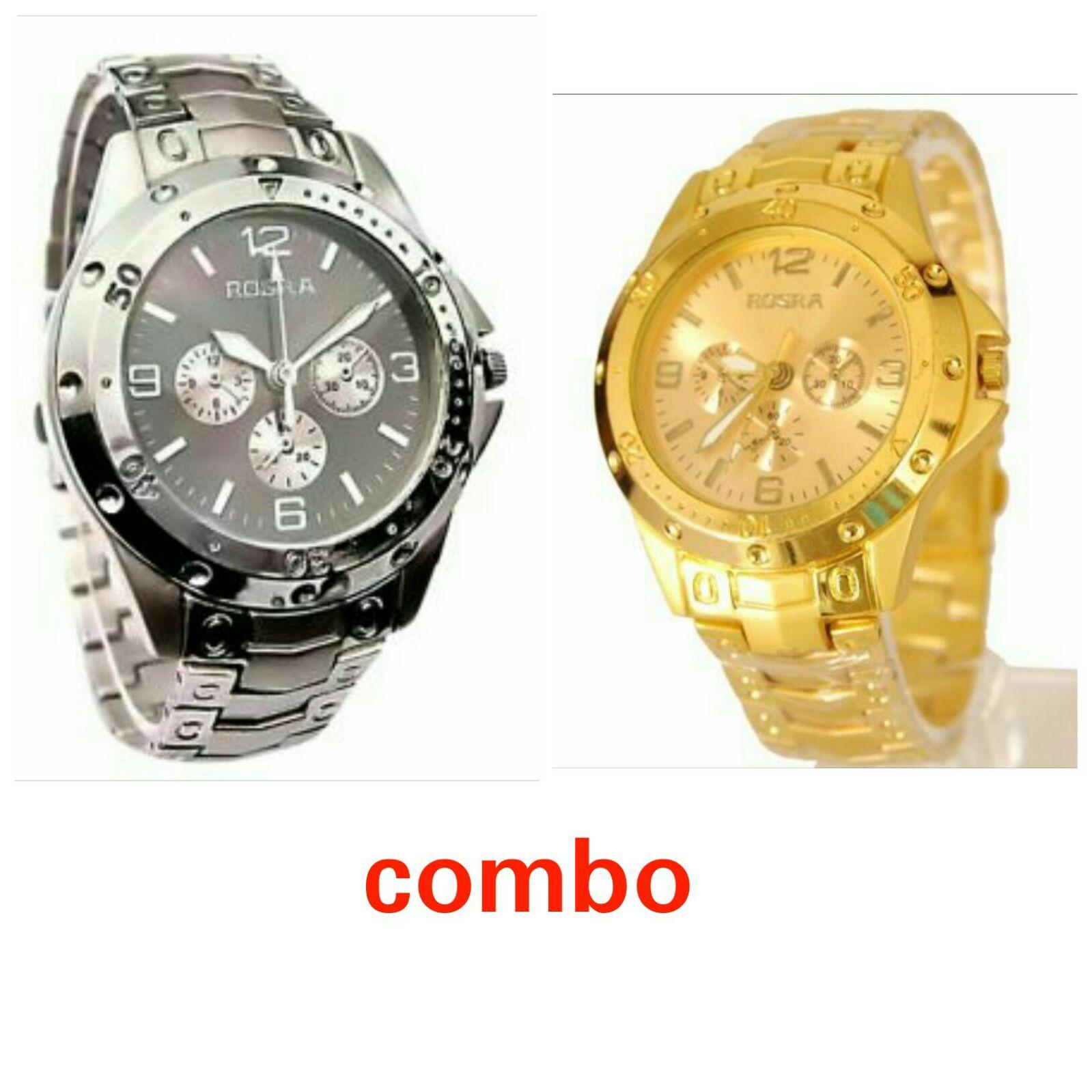 i DIVAS rosra watch   offer combo ANALOG WATCH FOR MEN BOYS