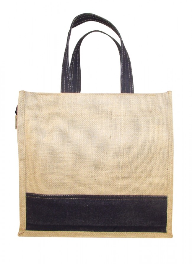 Indha gift and lunch jute bag
