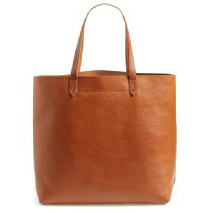 Zairah Tote Leather Bag