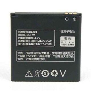 Lenovo A60/A60 Plus Original Li Ion Polymer Replacement Battery BL 201