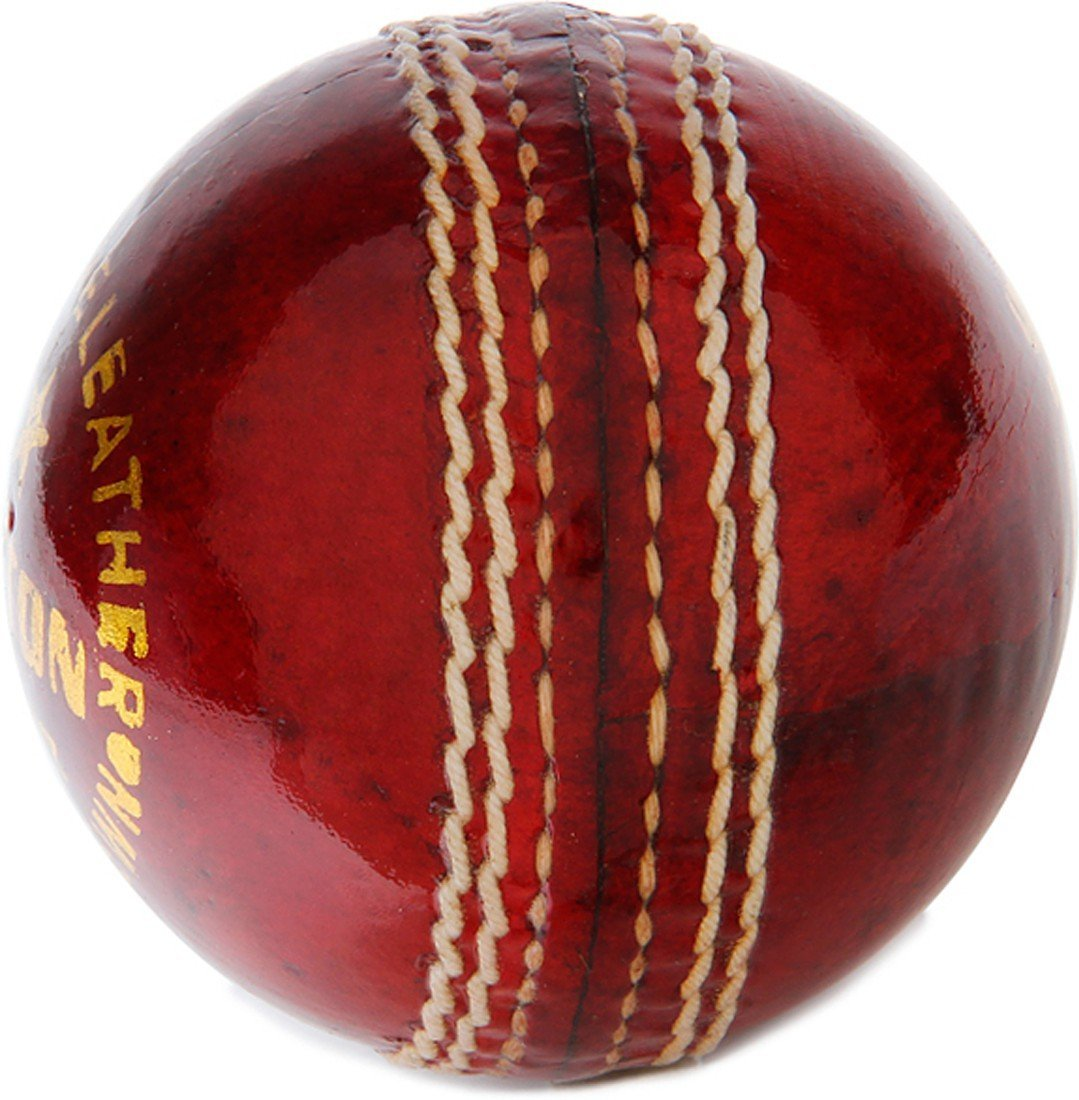 dixon dd Club Cricket Ball   Size Regular  Pack of 1, Red