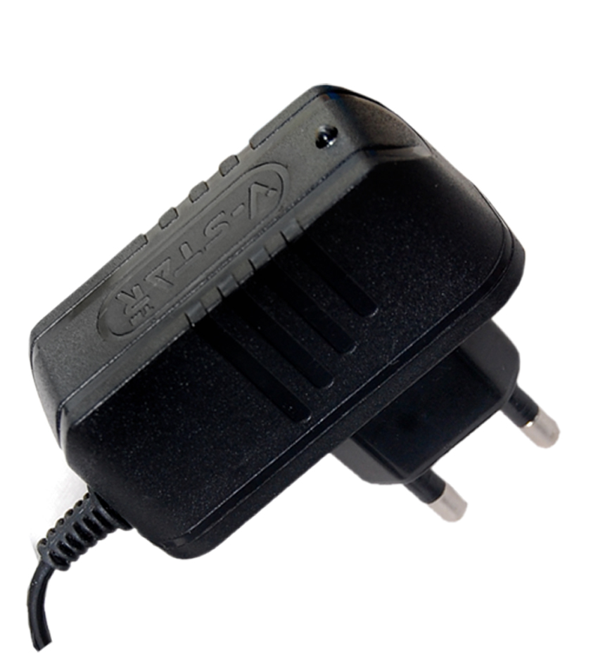 Universal mobile charger for All Micro USB Mobiles   Black