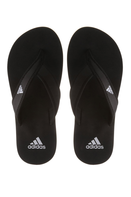 Adidas Men's Adi Rio Black Slippers Flip Flops at shopclues