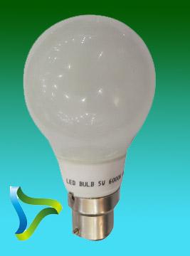 Syska 5w LED Bulb Image