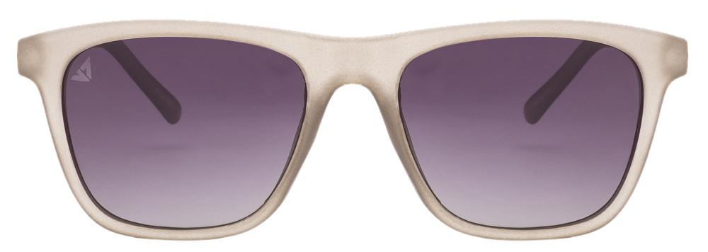 Vincent Chase VC 5168 Matte Grey Grey Gradient Z2Z2B2 Wayfarer Polarized Sunglasses