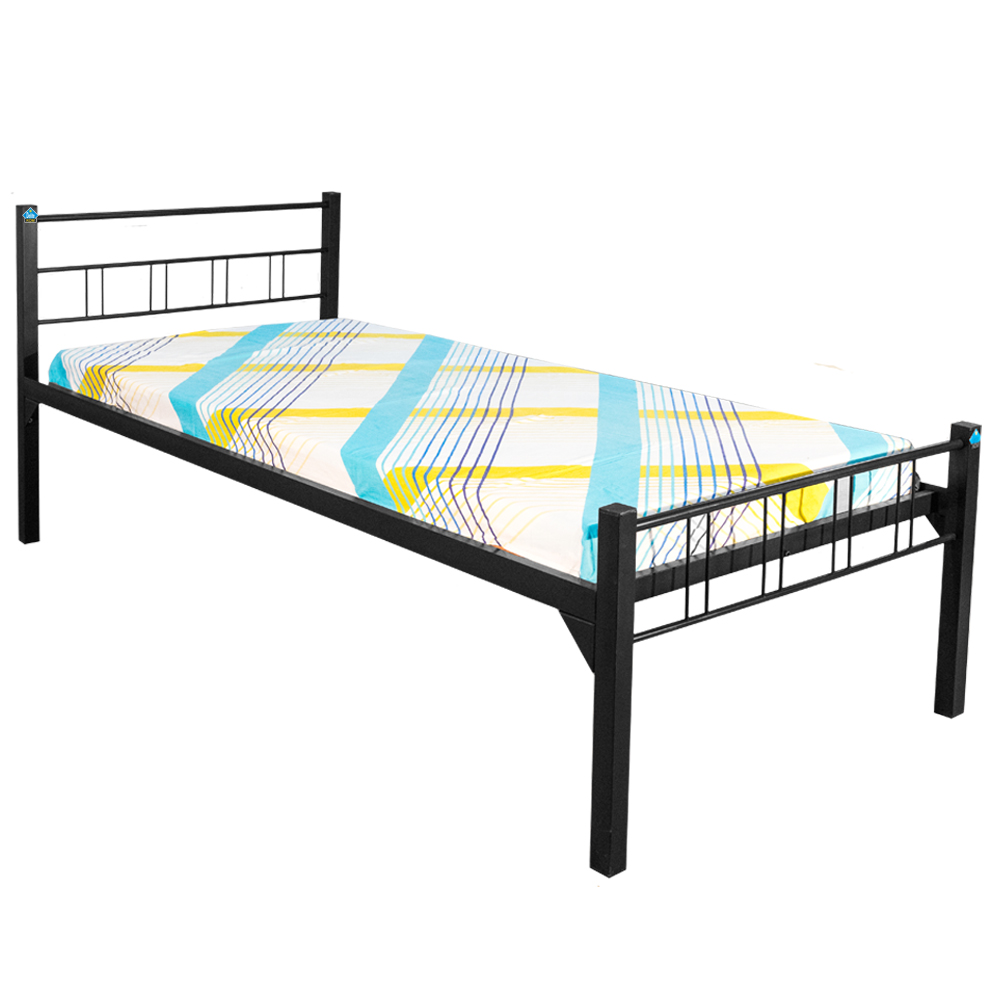 Delite Kom Sonata Metal Single Bed
