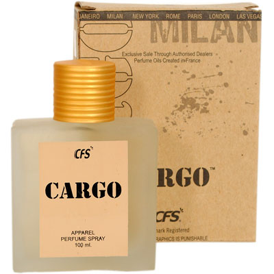 CFS Cargo Khakhi Perfume of 100ml For Men and Women
