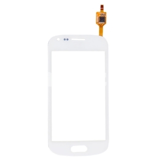 Original Touch Screen Digitizer Glass For Samsung Galaxy S Duos S7562 WHITE