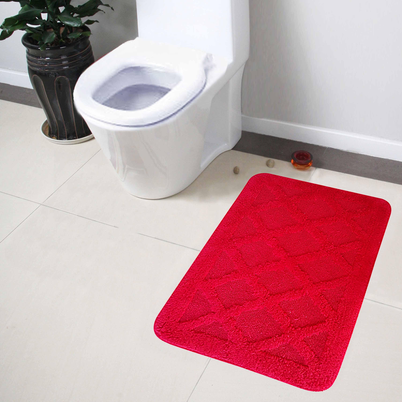 Lushomes Ultra Soft Cotton Rasberry Large Bathmat