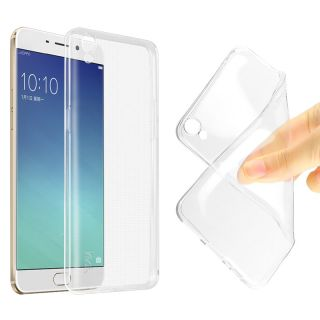 Oppo F3 plus transparent back cover