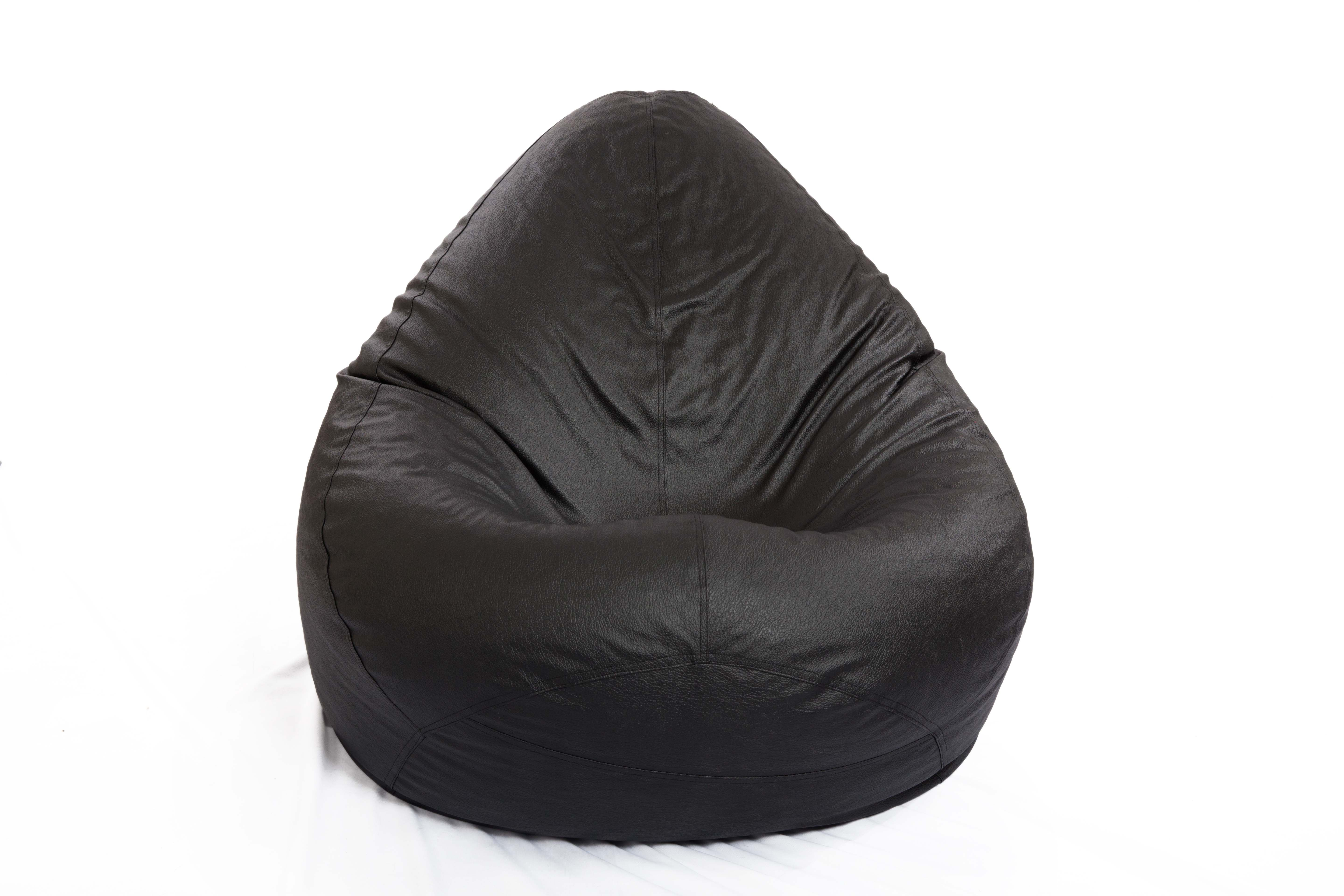Home Berry XXL Classic bean bag cover without beans Black