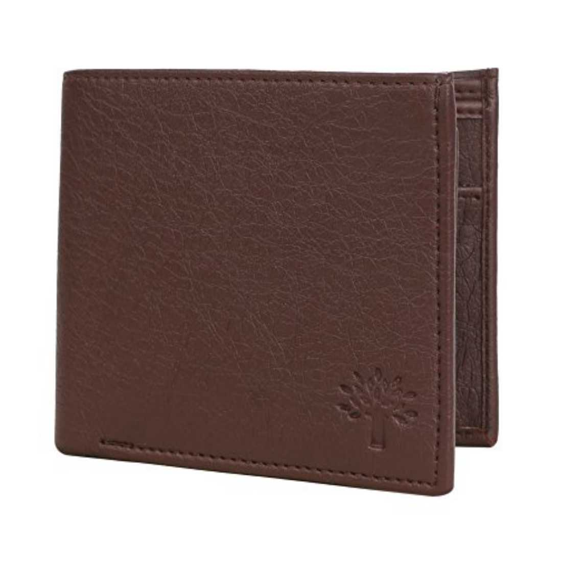 Woodland Men Brown Artificial Leather Wallet  Synthetic leather/Rexine