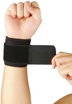 Wrist Wrap Support for Gym Exercise Fitness