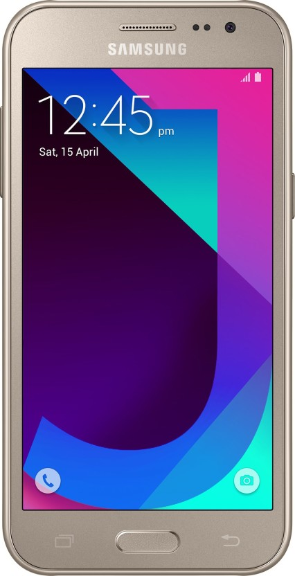 Samsung Galaxy J2  Black, 8 Gb
