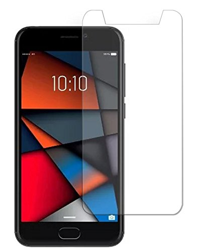 ECellStreet Tempered Glass Screen Protector For Micromax Bolt Q346 Mobile Screen Guard Scratch Protector