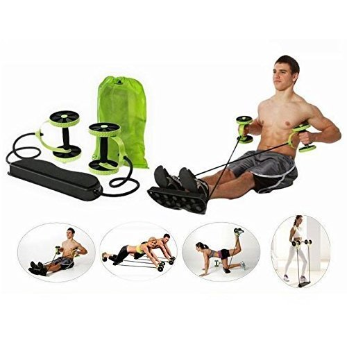 Strauss Ab Exerciser With 6 Levels Resistance