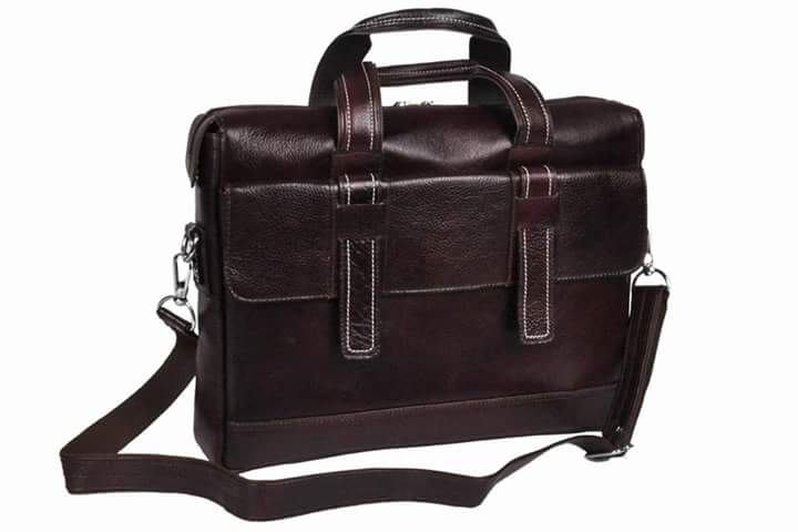 Leather Laptops bags